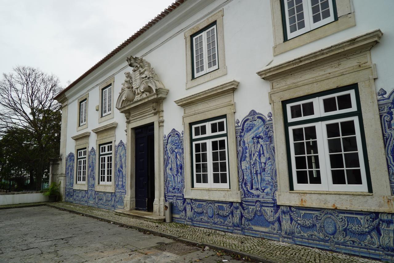 À Descoberta da Estrela | Palácio da Rocha do Conde de Óbidos
