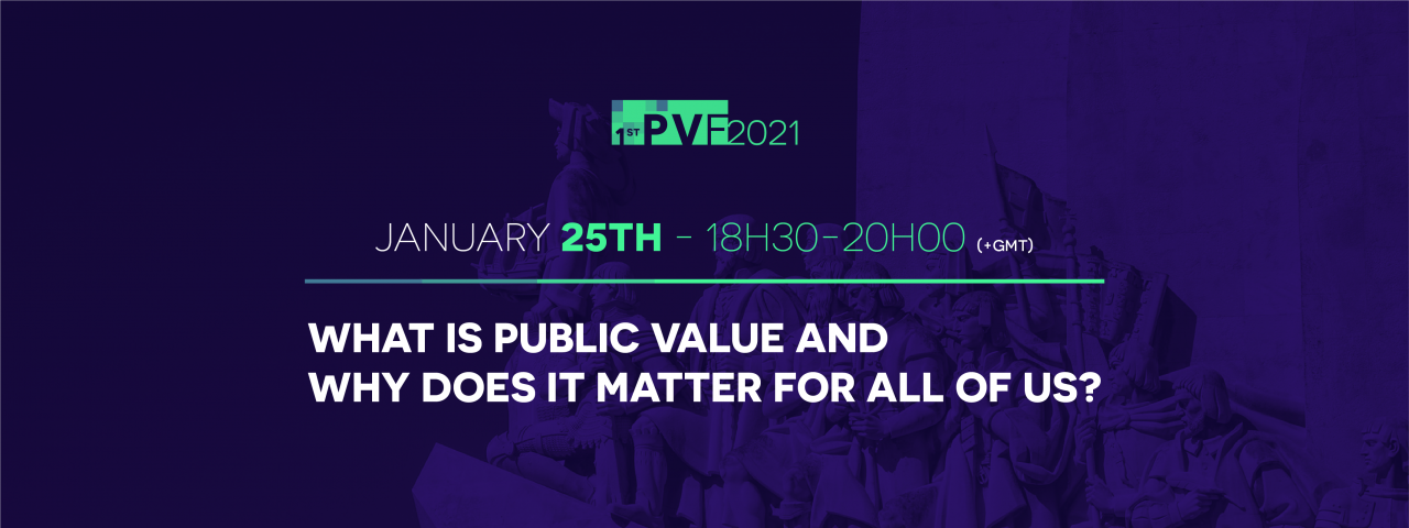 What is Public Value and why does it matter for all of us?