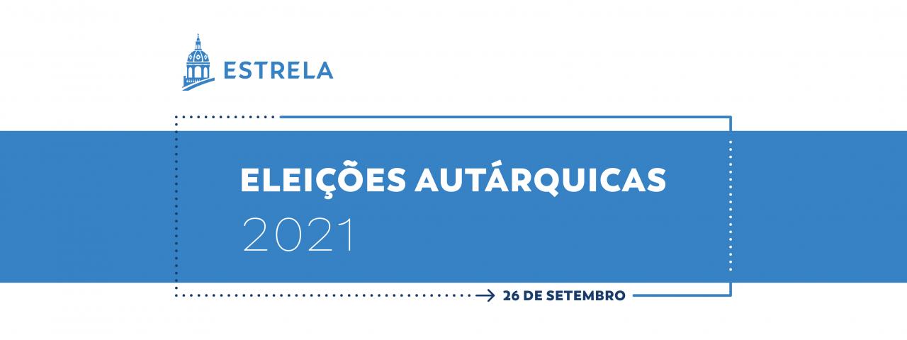 Dia 26 de setembro decorrem as Eleições Autárquicas 2021